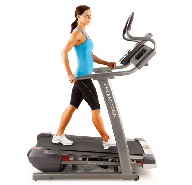 Freemotion Incline Trainer Comparison Review: Exercise And Gym Equipment: Treadmill Outlet