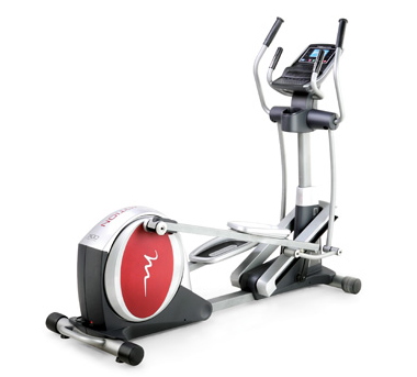 interval setting trainers elliptical