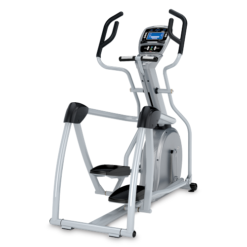 Vision Fitness S7100 Suspension Elliptical with Deluxe Console (Perviously Owned)