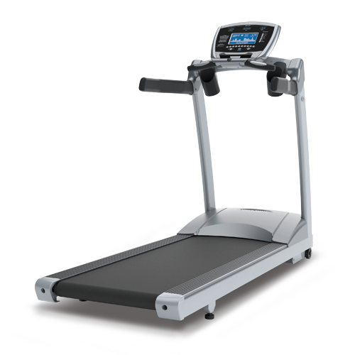 Vision Fitness T9200 Treadmill with Deluxe Console
