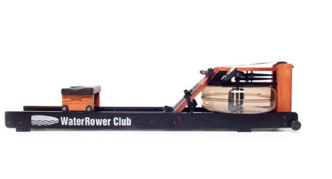 WaterRower CLUB Rowing Machine W/S4 Performance Monitor