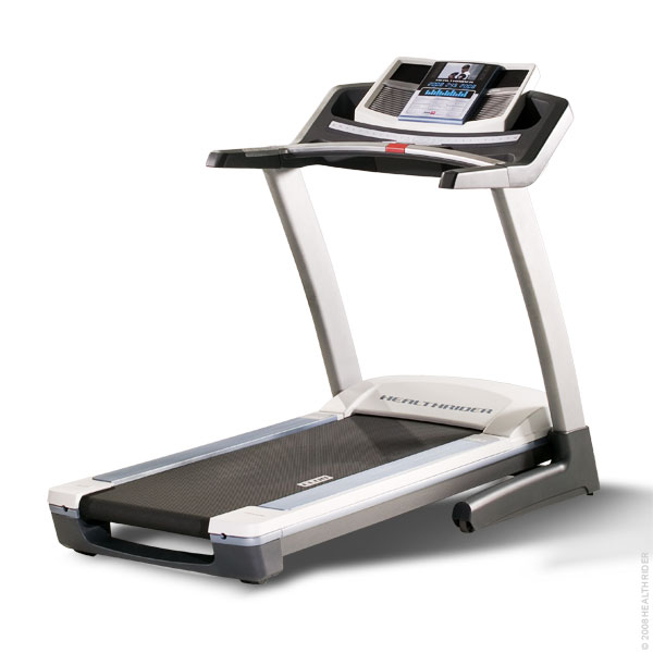 HealthRider &quot;Club&quot; Series H140t Folding Treadmill (Used)