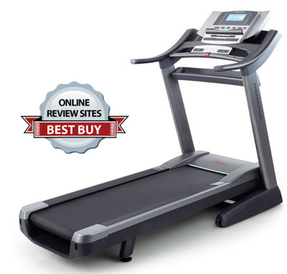 FreeMotion Fitness 750 Interactive Folding Treadmill
