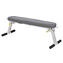 Hoist Fitness HF-4164 Folding Flat Bench
