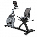 Vision Fitness R20 w/ Touch Console Recumbent Exercise Bike 