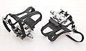 LeMond Fitness Pedals, Dual Sided Part #: 16343