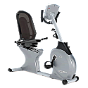 Vision Fitness R2250 Semi-Recumbent Exercise Bike with Deluxe Console