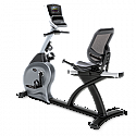 Vision Fitness R20 w/ Elegant Console Recumbent Exercise Bike 