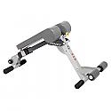 Hoist Fitness HF-4263 Adjustable Ab/Back Hyper Bench