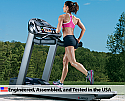 Landice L7 Cardio Trainer Treadmill