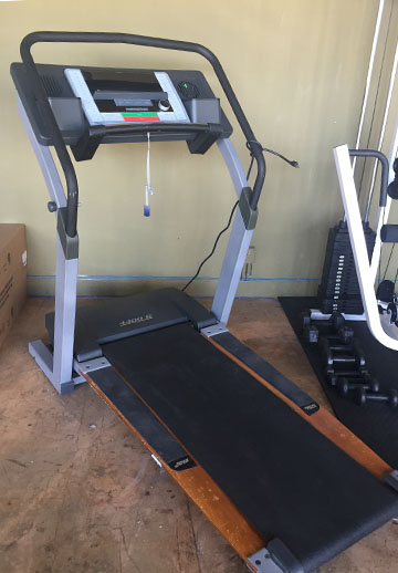 Pre-Owned Nordic Track 4400R Folding Treadmill