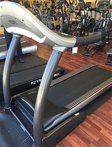 PRE-OWNED AFG 5.1AT Folding Treadmill
