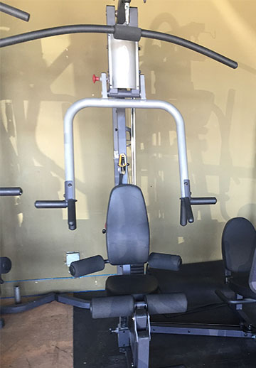 PRE-OWNED G3S Home Gym with Leg Press
