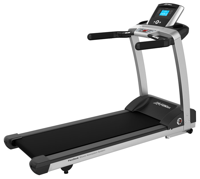 Life Fitness T3 Basic Console Folding Treadmill