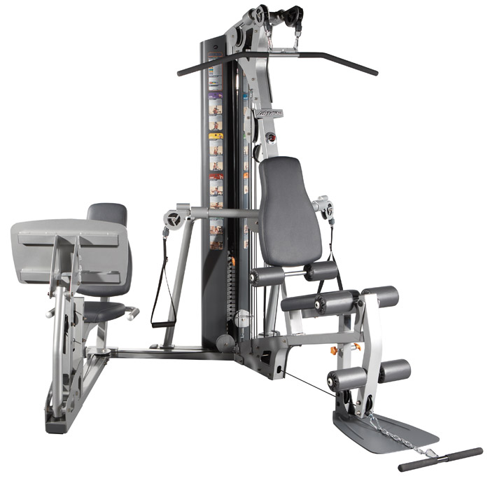Life Fitness G3 Home Gym with Leg Press