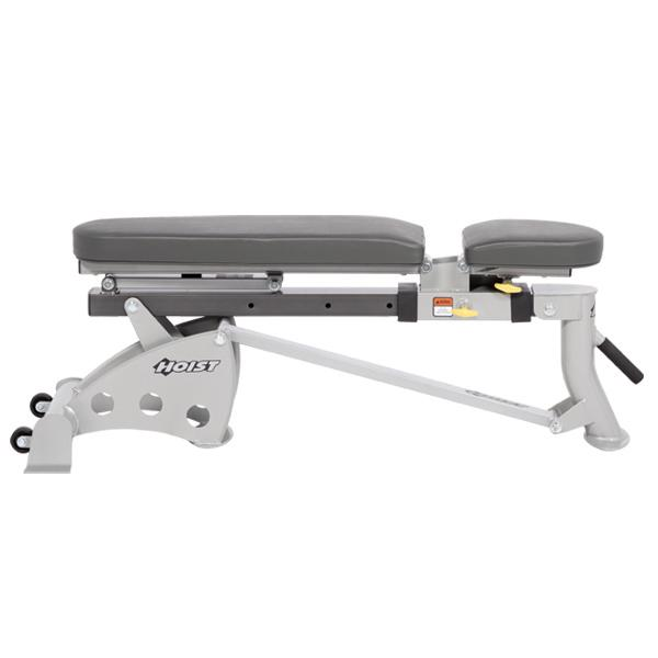Hoist Fitness HF-4167 Fold-up Flat to Incline Bench