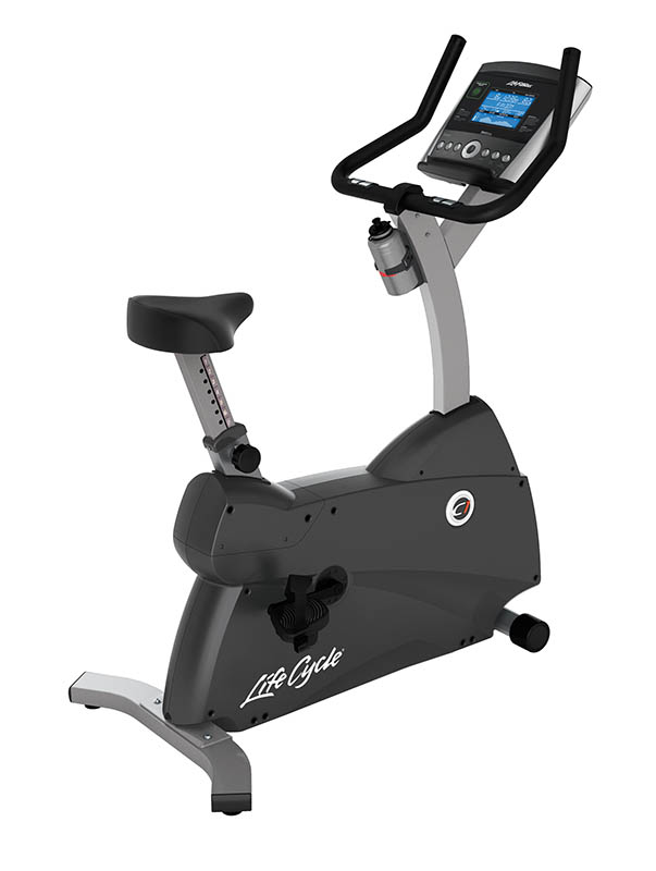 Life Fitness C1 Lifecycle® Exercise Bike w/Go Console