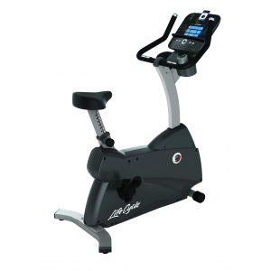 Life Fitness C3 Lifecycle® Exercise Bike w/Track Console
