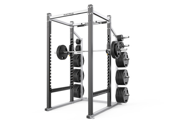 Power Rack 8'