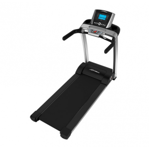 Life Fitness F3 Advanced Console Folding Treadmill