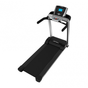 Life Fitness F3 Go Console Folding Treadmill