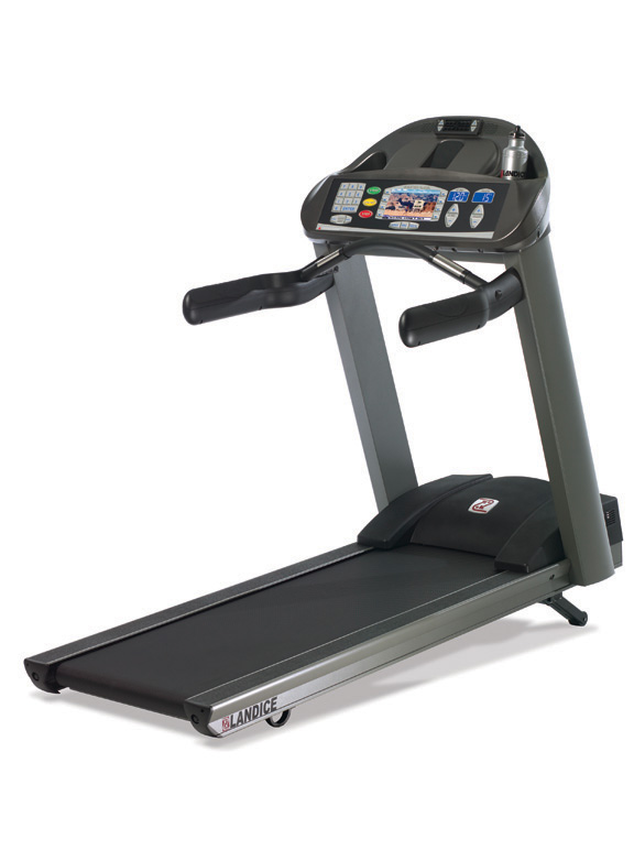 Landice L8 Cardio Trainer Treadmill