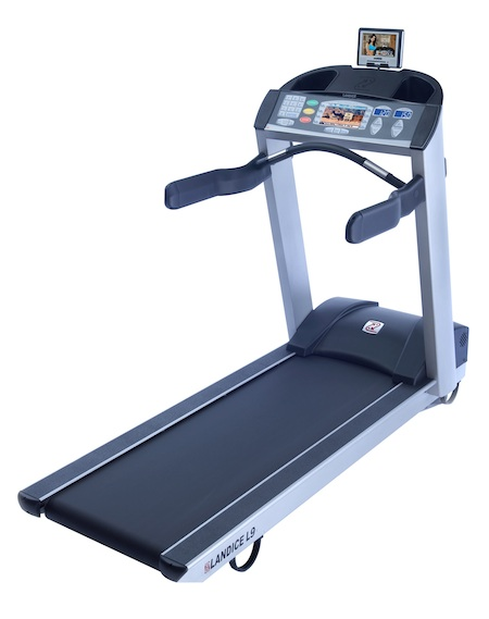 Landice L9 Club Cardio Trainer Treadmill