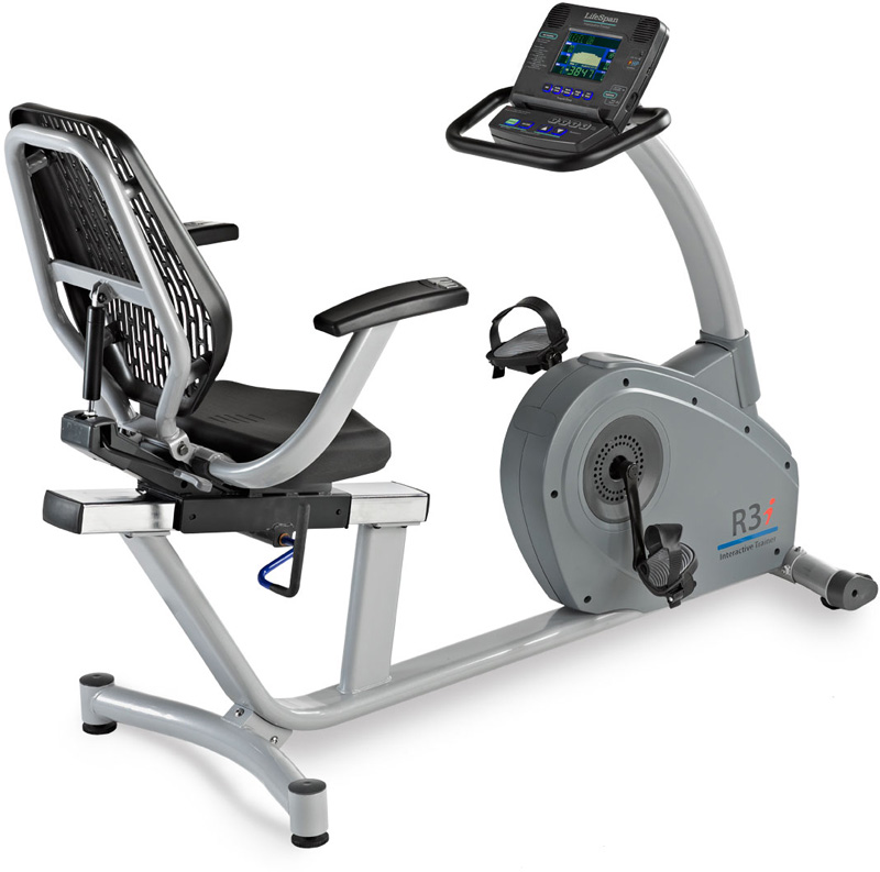 LifeSpan Fitness R3i Recumbent Bike