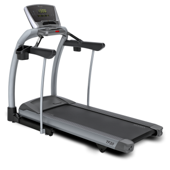 Vision Fitness TF20 w/ Classic Console Folding Treadmill