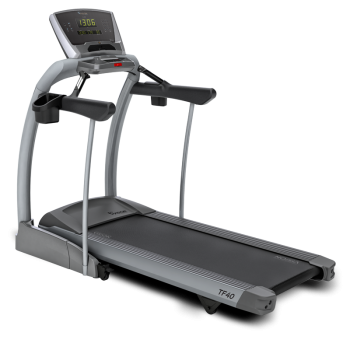 Vision Fitness TF40 w/ Classic Console Folding Treadmill
