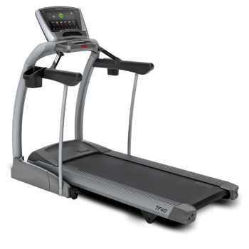 Vision Fitness TF40 w/ Touch Console Folding Treadmill
