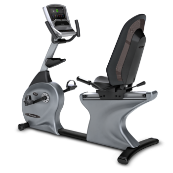 Vision Fitness R40 w/ Touch Console Recumbent Exercise Bike