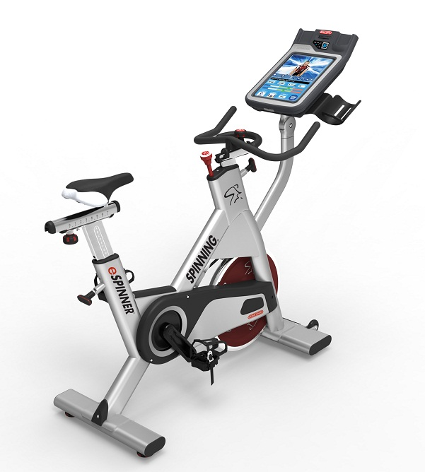 eSpinner Interactive Spin Bike
