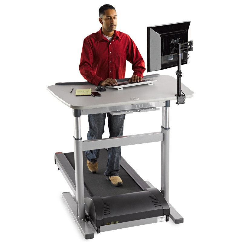 Treadmill For Desk At Work: LifeSpan Fitness TR800-DT7 Treadmill Desk > Treadmill Outlet