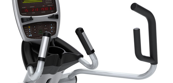 Vision Fitness S7200HRT Suspension Elliptical