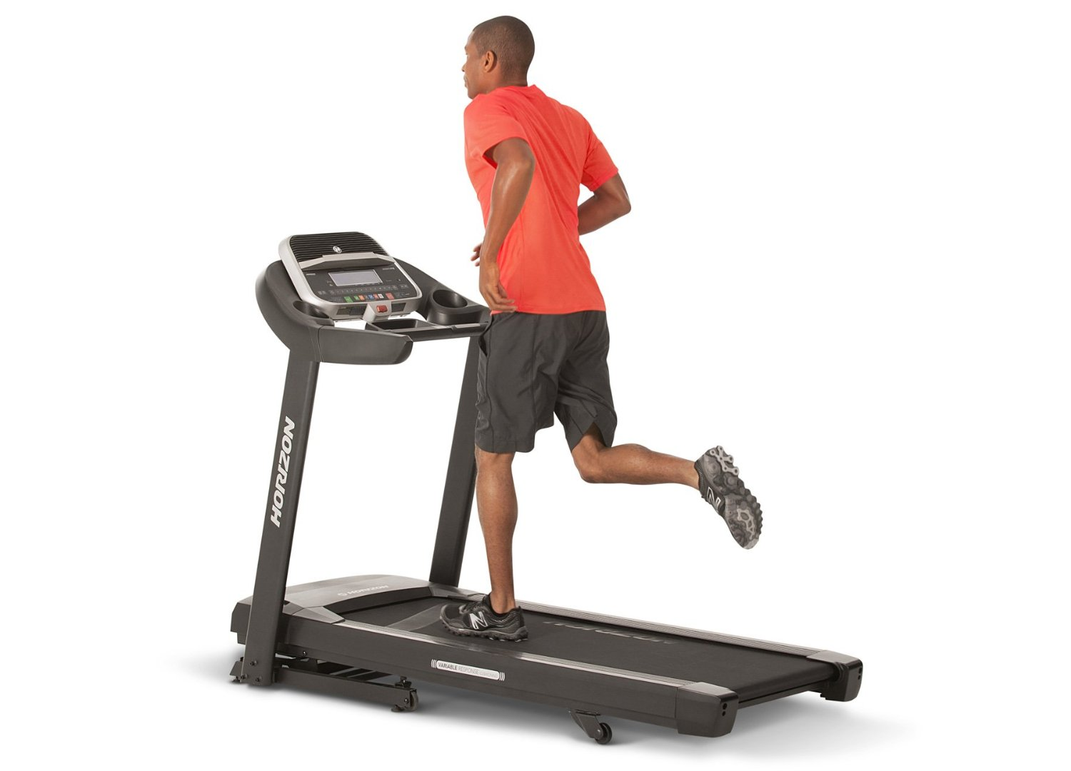 Horizon Fitness Adventure 3 Folding Treadmill