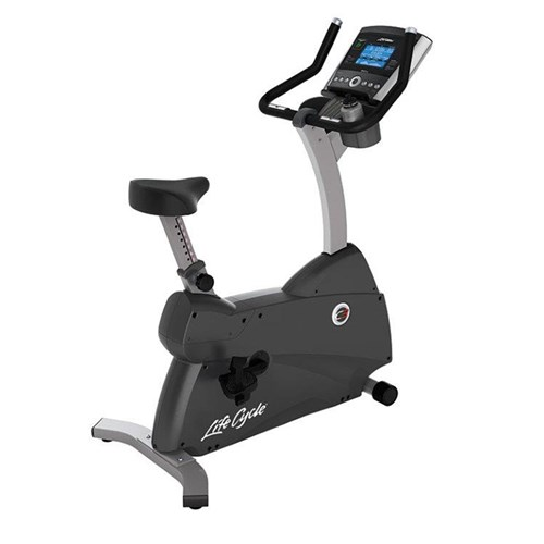 Life Fitness C3 Lifecycle Exercise Bike w/Go Console