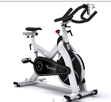 Vision Fitness V-Series Commercial Indoor Cycle