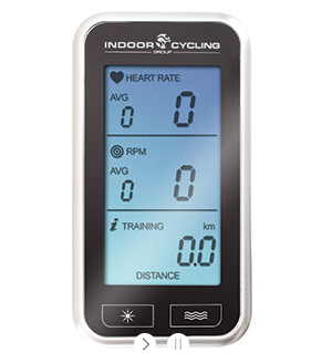 Vision Fitness Cadence Meter / Heart Rate Monitor for V Series Cycle