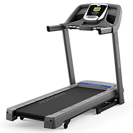 Horizon Fitness T101 Folding Treadmill