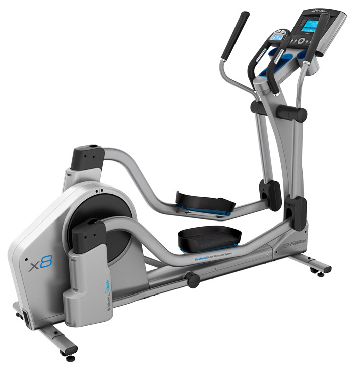 Life Fitness Treadmill Replace Emergency Stop Switch: Life Fitness X8 Elliptical Cross-Trainer With Advanced