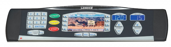 Landice L7 LTD Executive Trainer Treadmill