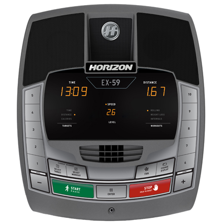 Horizon Fitness EX-59 Elliptical Trainer