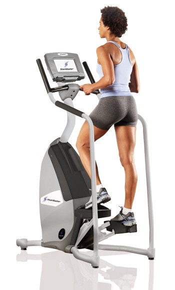 "StairMaster Stairclimber SC5 with 10"" Touch Screen & TV Tuner"