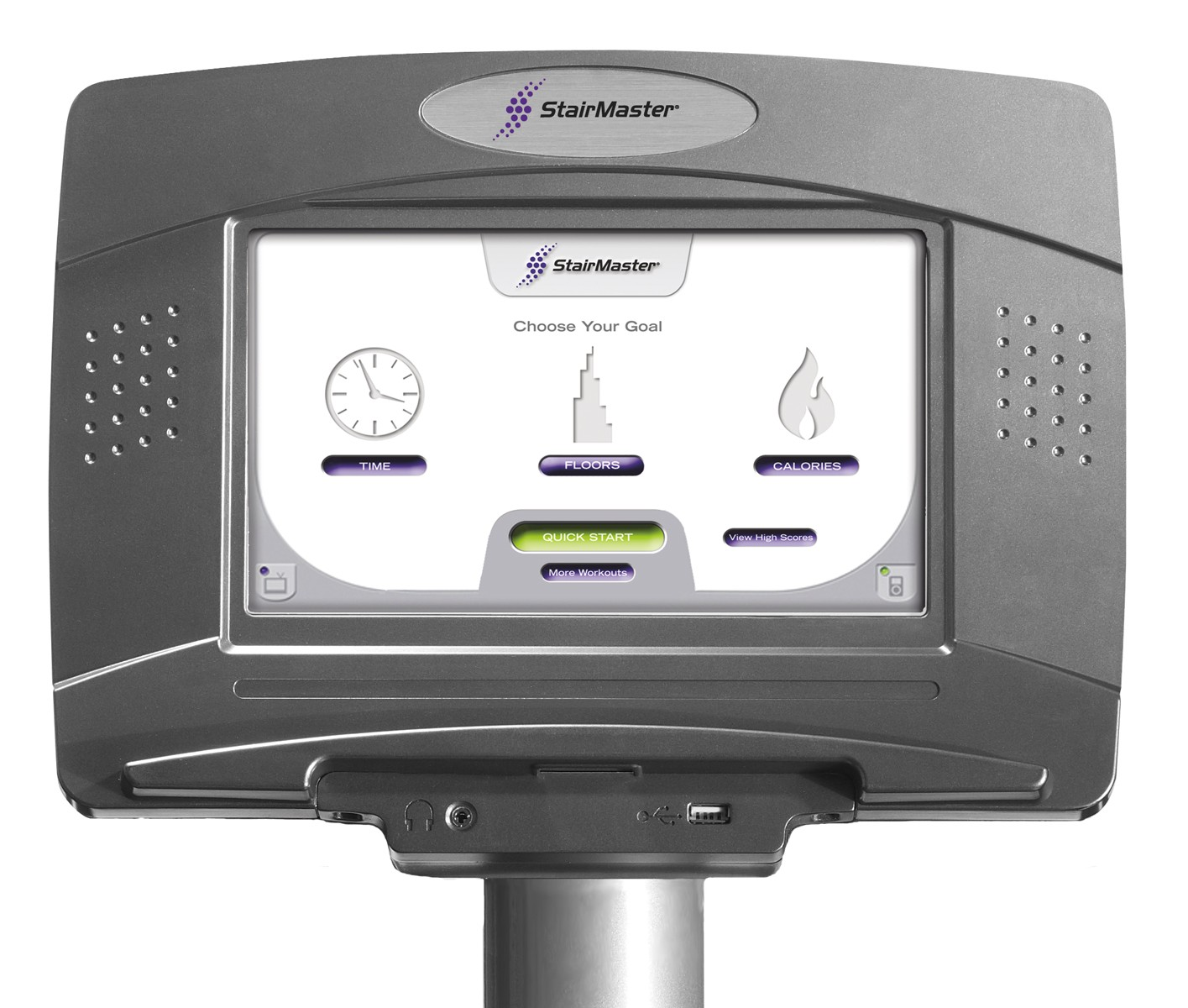 "StairMaster Stairclimber SC5 with 10"" Touch Screen"