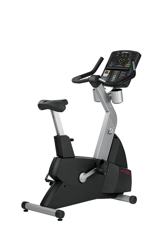 Life Fitness Club Series Upright Lifecycle
