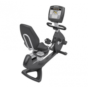 Life Fitness Platinum Club Series Recumbent Lifecycle