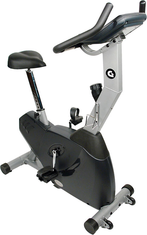 LifeSpan Fitness C3 Upright Exercise Bike