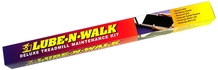 Lube N Walk Treadmill Lubrication Kit