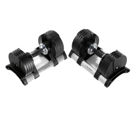 StairMaster Twist Lock Dumbbells